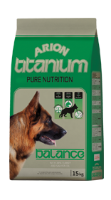 Arion Titanium Balance