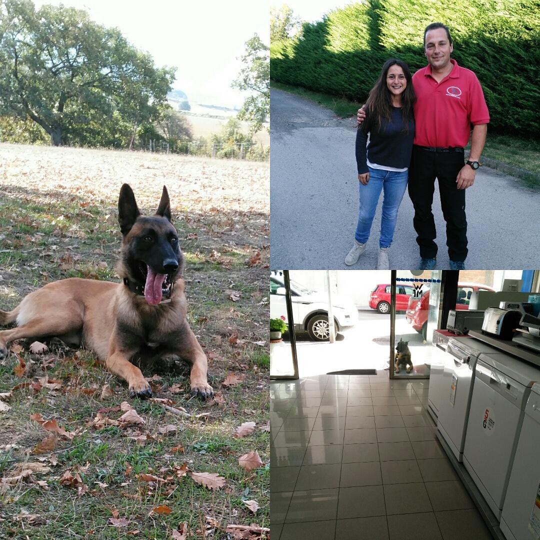 Pepa Rus Centro Canino Roblezal